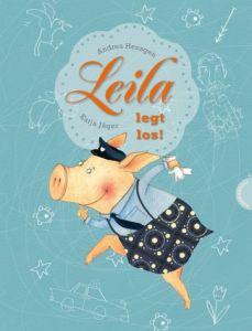 Leila legt los
