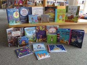 Neue Bilderbücher von der Bibliotheks-AG